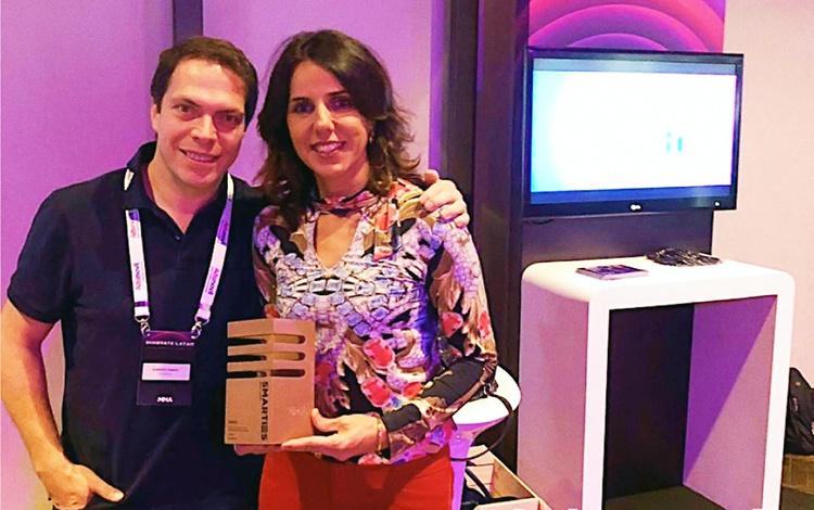 Adsmovil recibió dos galardones en los Smarties LatAm 2018