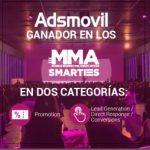 Adsmovil recebe dois prêmios Smarties Latam 2018