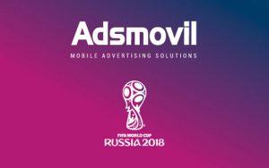 Adsmovil: Un promedio de 3.500 millones de usuarios verán el Mundial exclusivamente a través de dispositivos móviles