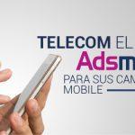 Telecom elige a Adsmovil para sus campañas mobile