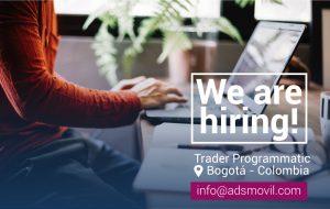 Buscamos Trader Programmatic