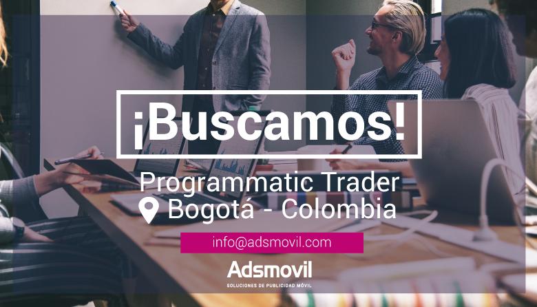 Buscamos Programmatic Trader en Bogotá